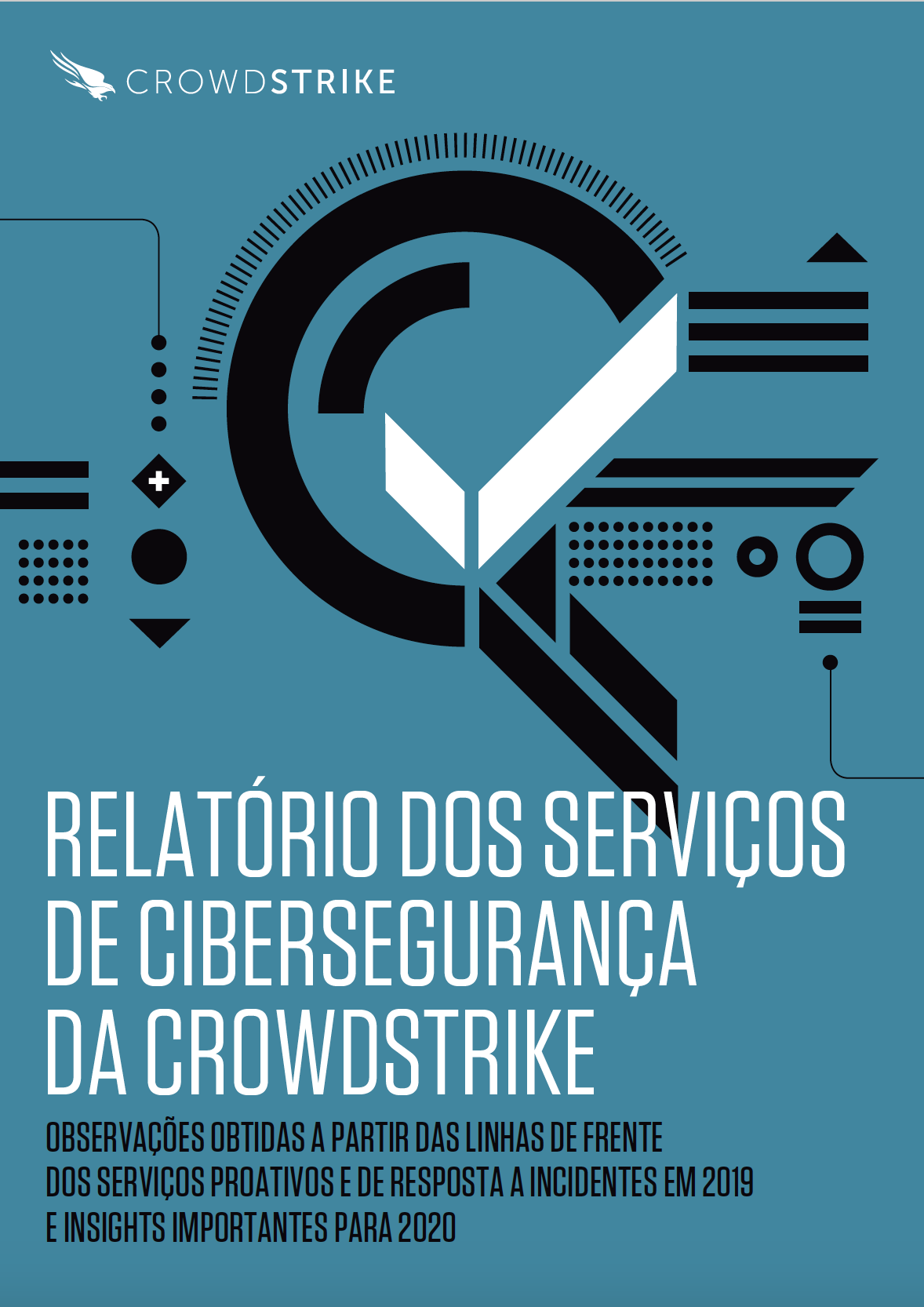 cover of portuguese services report